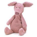 jellycat, cordy roy, pig, varkentje, knuffel