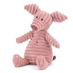 jellcat, cordy roy, knuffel, pig, varkentje