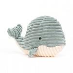 jellycat, cordy roy, whale, walvis, knuffel