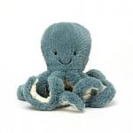 jellycat, octopus, tiny, oceanlife, knuffel