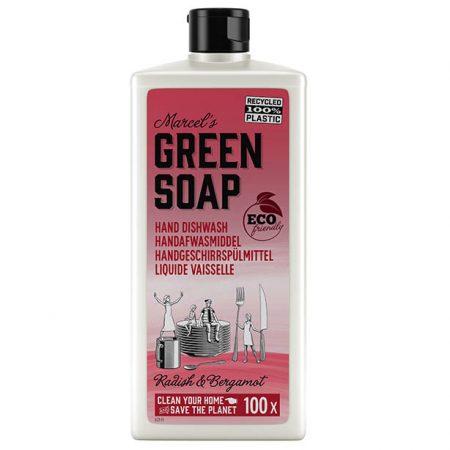 marcels Green Soap, afwasmiddel, dishwash, radijs, bergamot