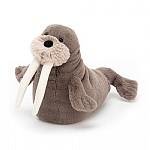 jellycat, walrus, knuffel