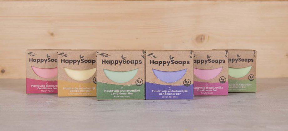 happysoaps, conditioner, lavendel, duurzaam, plasticvrij