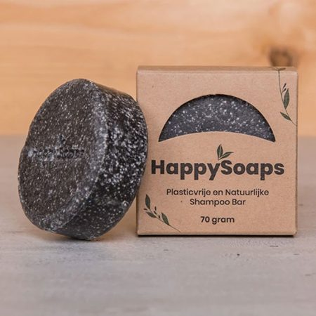 happysoaps, happy panda, shampoo bar