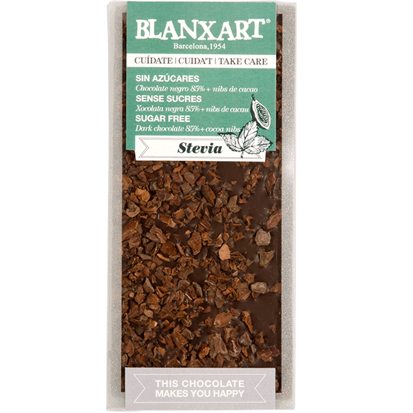 Blanxart, chocolade,from bean to bar, fair trade