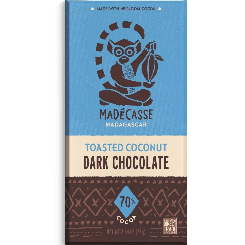 Mdecasse, Beyond Good, chocolade, chocolat, coconut, fairtrade, from bean to bar, bio