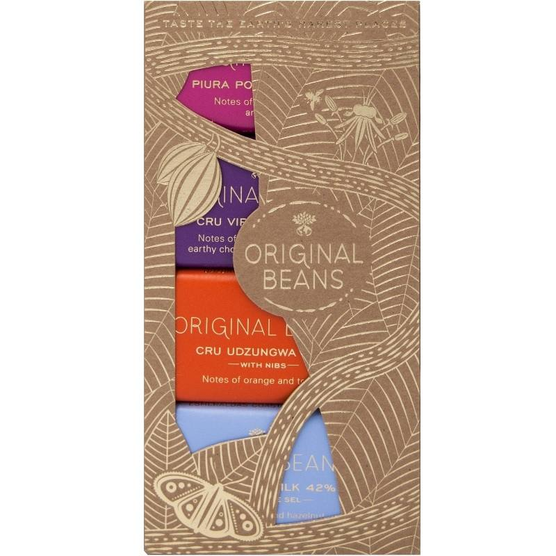 original beans, chocolade, from bean to bar