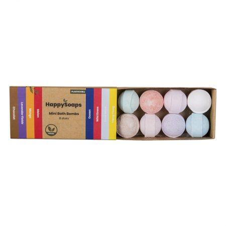 happysoaps, bath bombs, plasticvrij, siliconenvrij, vegan