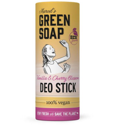 deo, marcels green soap, biologisch, plasticvrij
