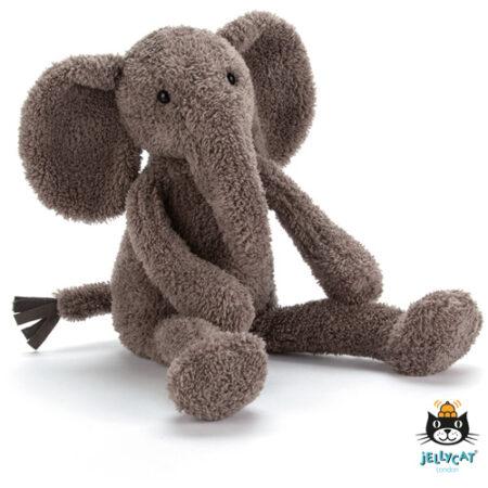 jellycat, bashful, olifant, knuffel