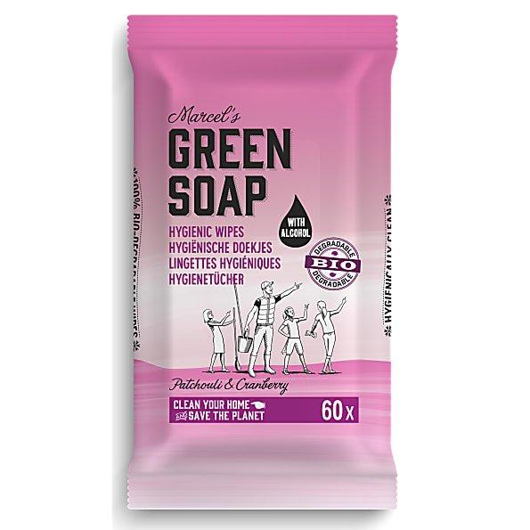 marcels green soap, doekjes, schoonmaak, hygienisch, doekjes