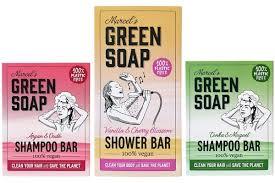 Shower & Shampoo Bars